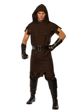 Medieval Slayer Men's Costume