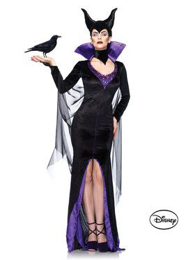 Sleeping Beauty Maleficent Disney Adult Costume