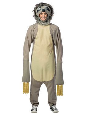 Sloth Costume for Adults