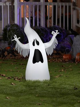 Small Ghastly Ghost Ghost Airblown