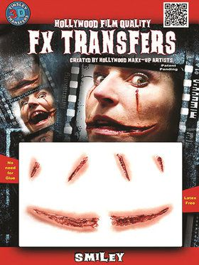 Smiley FX Transfers