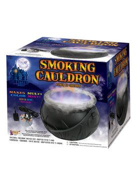 Smoking Cauldron Prop