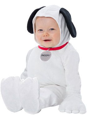 Snoopy Toddler Costume