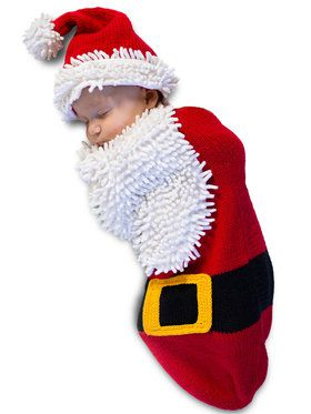 Snow Baby Newborn Costume for Halloween