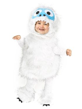 Baby Snow Beastie Costume For Babies