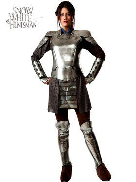 Snow White and the Huntsman Snow White Armor Tween Costume