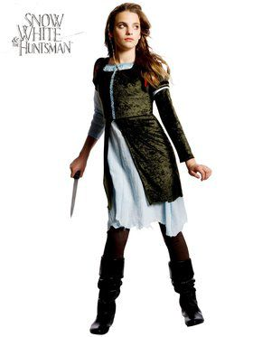 Snow White and the Huntsman Snow White Tween Costume