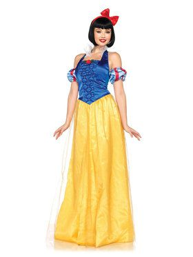 Snow White and the Seven Dwarfs Princess Snow White Disney Adult Costume