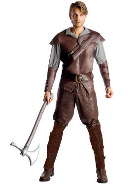 Snow White Huntsman Men's Costume