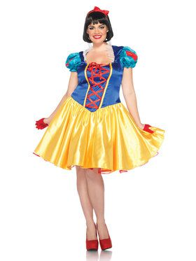 Snow White Plus Size Disney Adult Costume