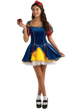 Snow White Costume For Teens