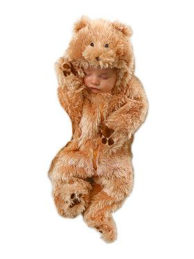 Snuggle Bear Costume Toddler