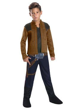 Solo A Star Wars Story Boys Han Solo Costume
