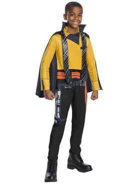 Solo A Star Wars Story Boys Lando Costume