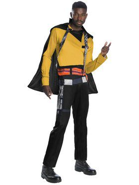 Solo A Star Wars Story Mens Lando Costume