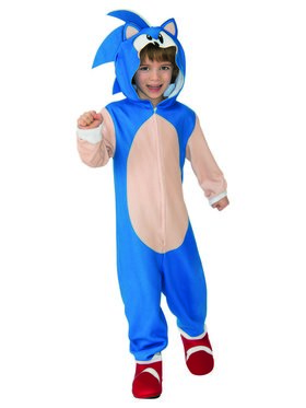 Sonic The Hedgehog Unisex Child Costume