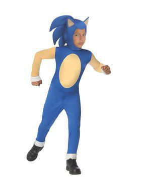 Sonic Costume for Kids