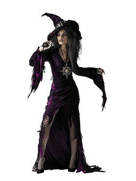 Sorceress Adult Costume