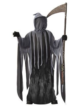 Ghostly Soul Death Taker Costume