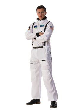 Space Commander Men's Adult Costume