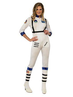 Space Recruit Women's Costume