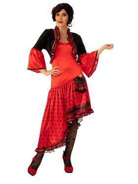 Spanish Dancer Adult Costume