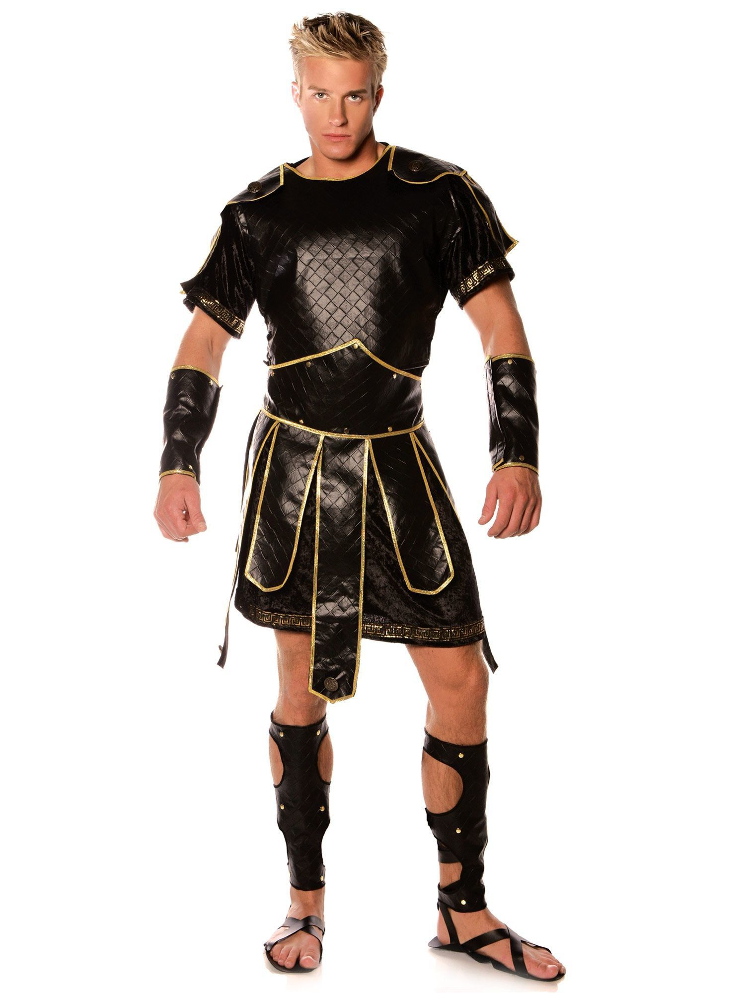 Spartan Adult Costume | Greek & Roman Costumes at Wholesale ...