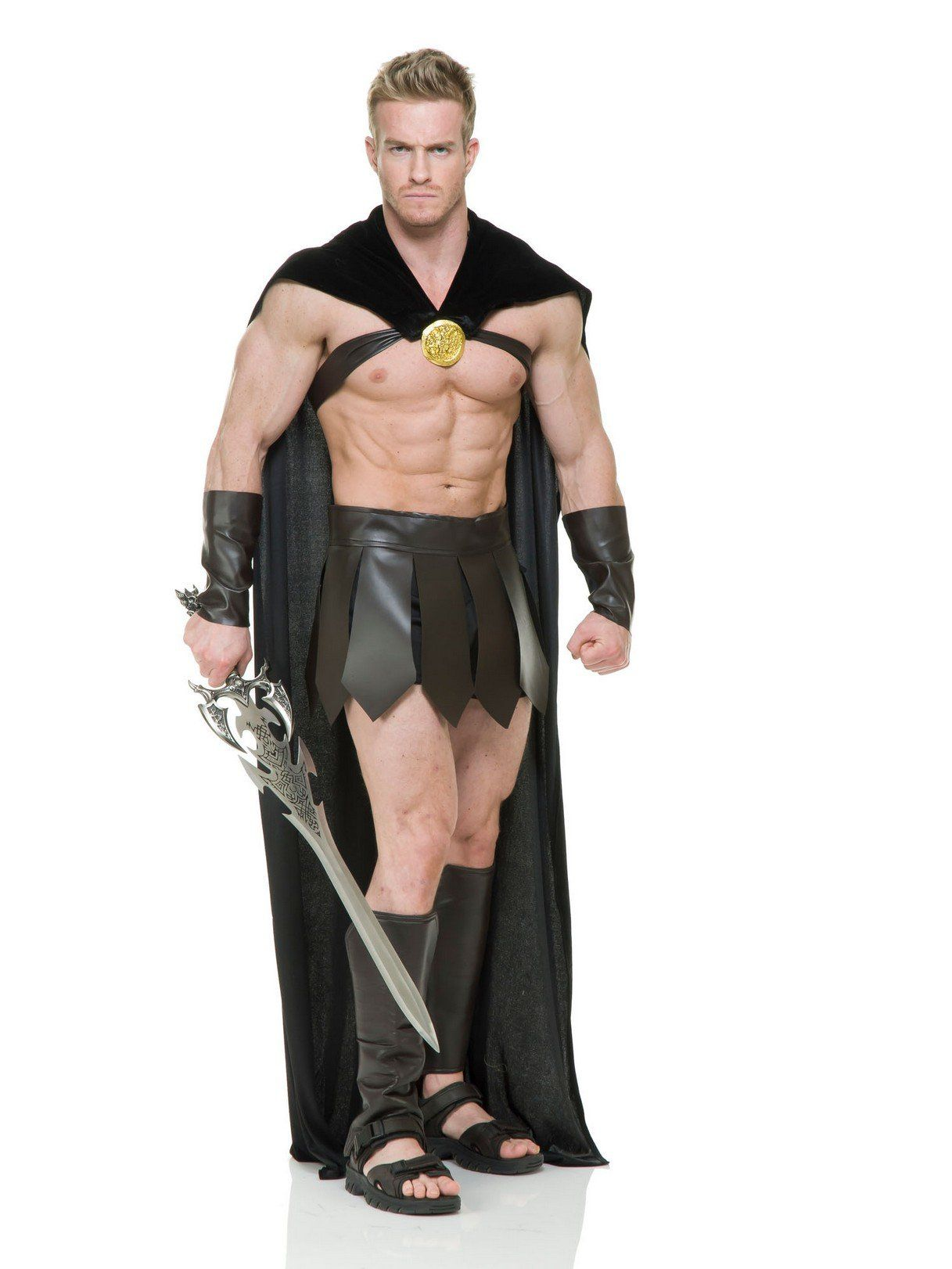 spartan legions cross shoulder mens costume - mens costumes for 2018