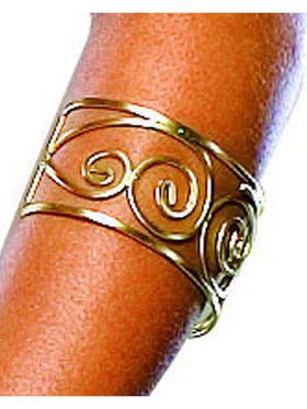 Spartan Queen Arm Cuff
