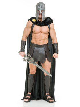Spartan Warrior Cape