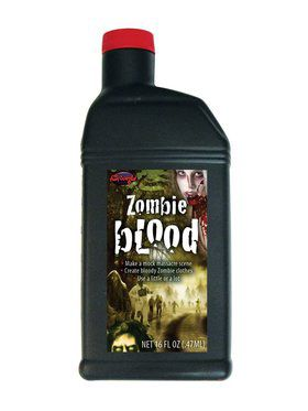 Special Effect Zombie Blood