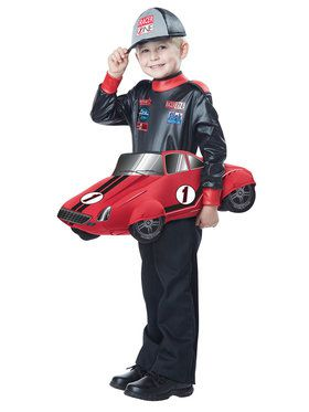 Speedway Champion Costume Toddler