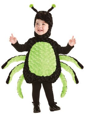 Spider-Belly Babies Costume Toddler