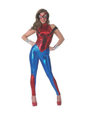 Adult Spidergirl Costume