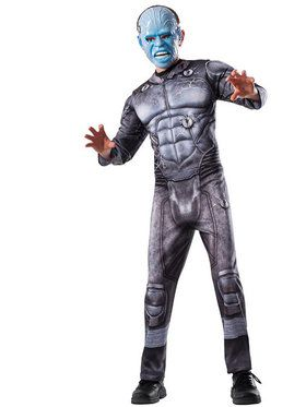 Spider-Man 2 Electro Deluxe Boy's Costume