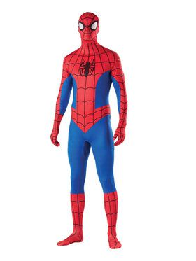 Spider-Man 2nd Skin Mens Costume