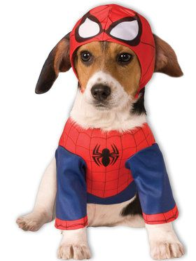Spider-Man Costume For Pets