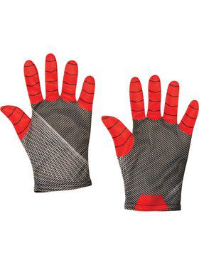 Kid's Spider-Man: Far From Home Spider-Man Red and Black Gloves
