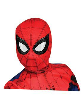 Kid's Spider-Man: Far From Home Deluxe Spider-Man Lenticular Fabric Mask