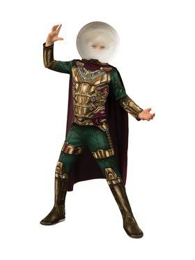 Spider-Man Far From Home Mysterio Classic Costume