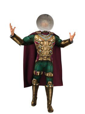 Spider-Man Far From Home Deluxe Mysterio Costume for Adults