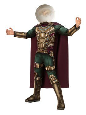 Spider-Man Far From Home Deluxe Mysterio Costume