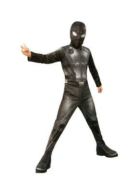 Spider-Man Far From Home Spider-Man Stealth Costume