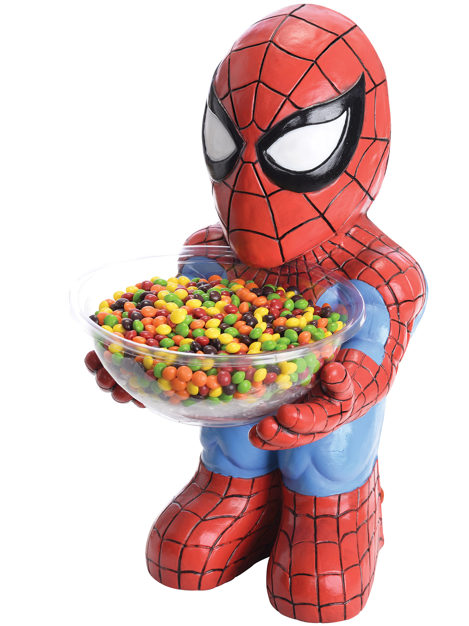 Candy Bowl Holder Statue Of Spider-Man 35690R
