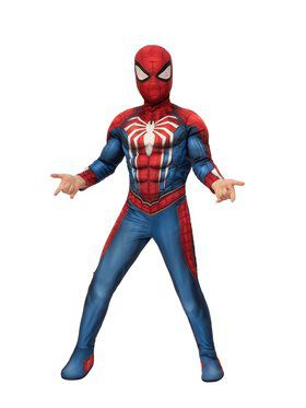 Deluxe Child Spider Man Gamer Verse Costume