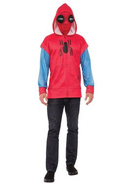 Adult Spider-Man Homecoming - Hoodie For Adults