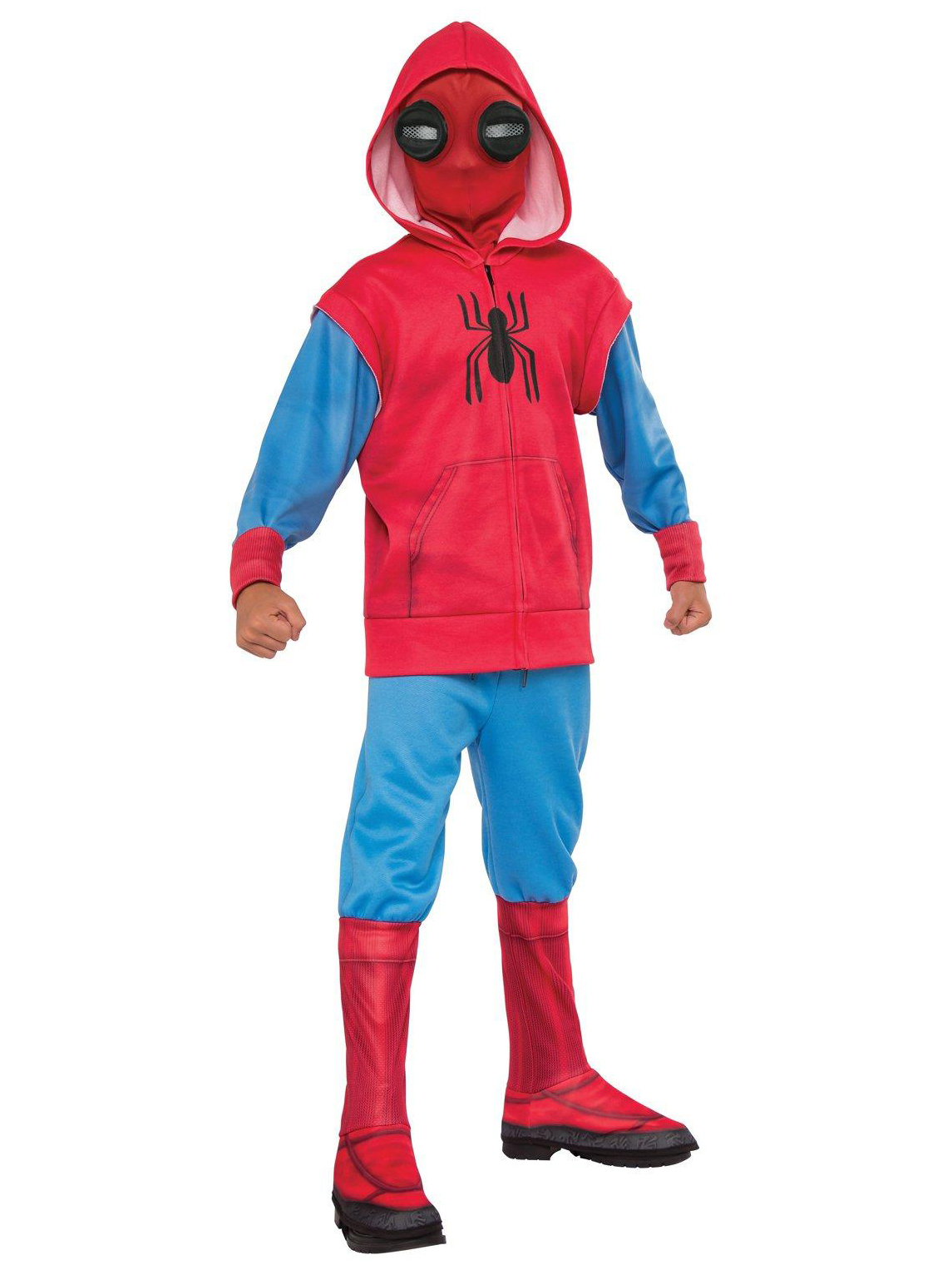 Spider-Man Homecoming - Hoodie And Sweatpant Set Children's Costume R630770-M