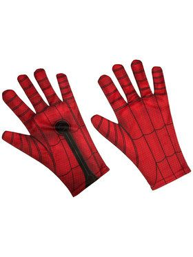 Adult Spider-Man Homecoming - Spider-Man Gloves For Adults