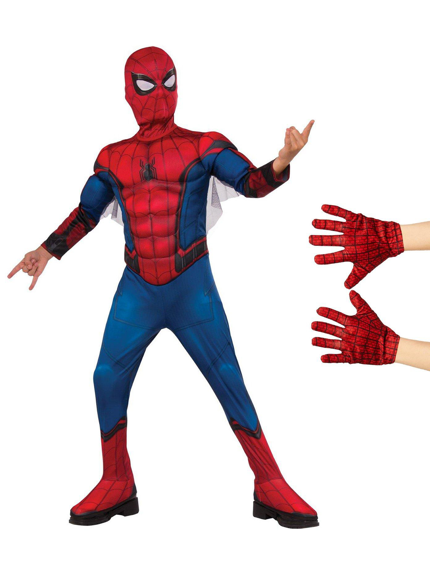 Kids Spiderman Halloween Costume R270348-L