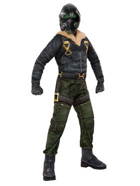 Spider-Man Homecoming - Vulture Muscle Chest Costume For Children